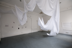Synthesis i- eight gallery installation - Murmuration